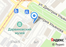 Компания «Выставочный комплекс» на карте