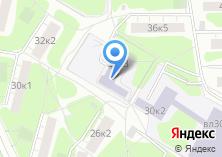 Компания «Средняя общеобразовательная школа №539» на карте