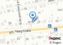 Компания «Сауна» на карте