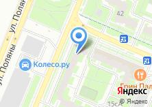 Компания «Nikolaeva Natalia» на карте
