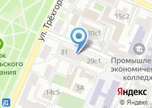 Компания «ПС ЛИГАЛ АССОШИЭЙШН» на карте