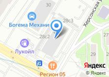 Компания «КапотОФФ» на карте
