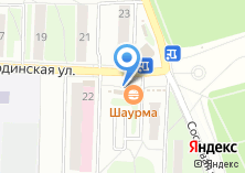 Компания «Киоск фастфудной продукции» на карте