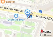 Компания «УНИВЕРСАЛ+» на карте