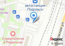 Компания «Московские колбасы» на карте