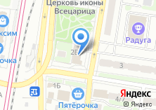 Компания «Блины на Пушкинской» на карте