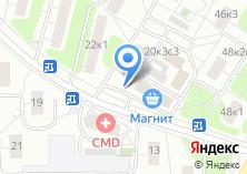 Компания «Магазин продуктов на Херсонской» на карте