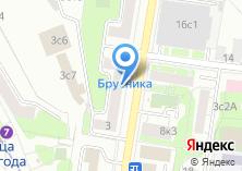 Компания «Хлеб и молоко» на карте