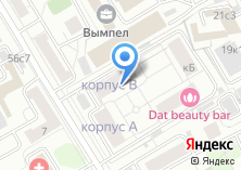 Компания «Vesta» на карте