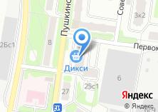 Компания «Нотариус Олейник Н.И» на карте