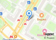Компания «Станция Профсоюзная» на карте