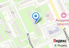 Компания «Участковый пункт полиции Тимирязевский район» на карте