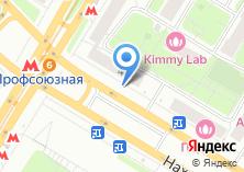 Компания «Магазин дисков на Нахимовском проспекте» на карте