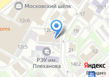 Компания «Sober escort» на карте