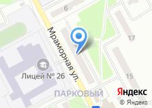 Компания «ЖЭУ №1» на карте