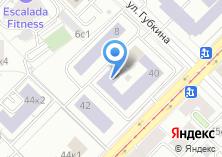 Компания «Ампир-Декор сеть салонов» на карте