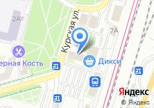 Компания «Магазин окон» на карте