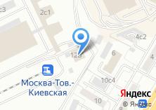 Компания «Мостранссклад» на карте