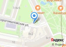 Компания «Внешторговец-12» на карте