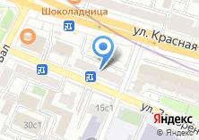 Компания «Спортивный Стиль» на карте
