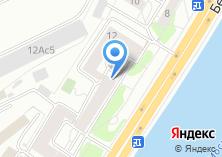 Компания «ХозСнаб» на карте