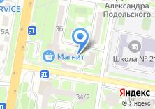 Компания «Мясной магазин на ул. Быковская» на карте