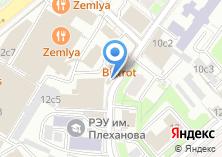 Компания «МосВет24» на карте