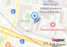 Компания «Moscow Tango Shop» на карте