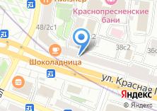 Компания «Пончик.И» на карте