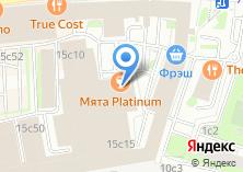 Компания «Yadro» на карте