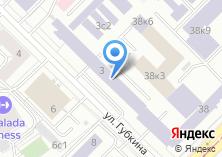 Компания «Российская Сертификационная Компания» на карте