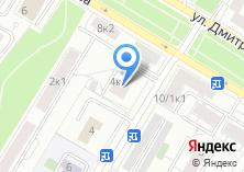 Компания «КМ-КлиникС» на карте