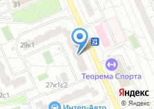 Компания «Артград» на карте