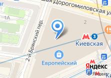 Компания «Evo Impressions» на карте