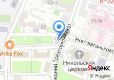 Компания «Донау Лаб Москва» на карте