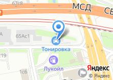 Компания «Диал-С» на карте