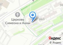 Компания «Строящийся жилой дом по ул. Новочеремушкинская» на карте