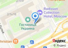 Компания «Ambassad» на карте