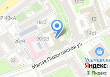 Компания «Дом-Навигатор» на карте