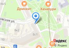 Компания «Ритуальное Бюро №1» на карте