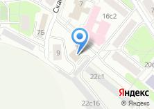 Компания «ВодоходЪ» на карте