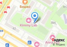 Компания «СК СВИСС-ГАРАНТ» на карте