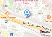 Компания «РосгосстрахБанк» на карте