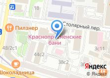 Компания «Presnja» на карте