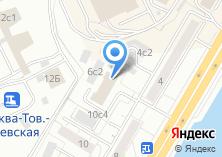 Компания «Интайм» на карте