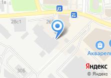 Компания «Дилявер» на карте