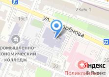 Компания «Московская экономическая школа» на карте