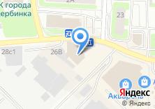 Компания «Балтэкском» на карте