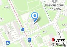 Компания «Птиа-фонд» на карте