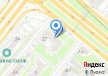 Компания «Магазин товаров для здоровья и красоты на Ленинградском проспекте» на карте